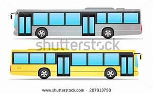 Public Bus Side View | Clipart Panda - Free Clipart Images