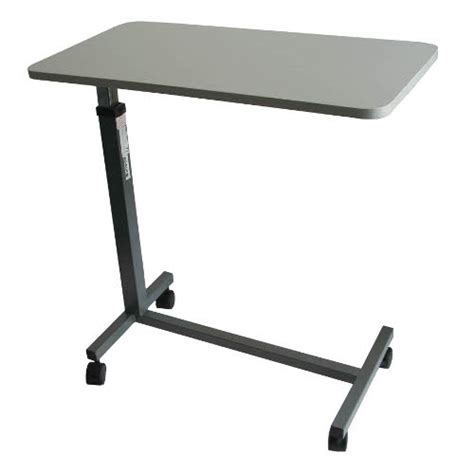 table reglable en hauteur de 71cm a 114cm avec plateau