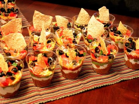Mexican Baby Shower Food Ideas