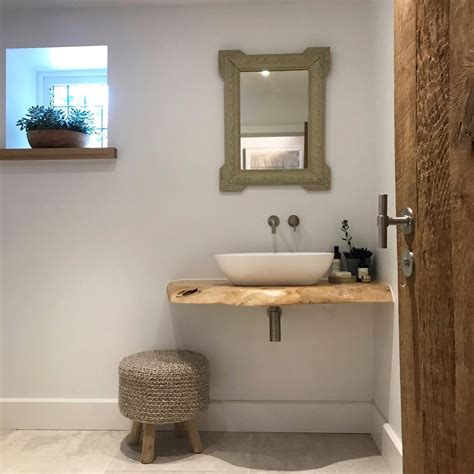contemporary cloakroom with a vintage twist