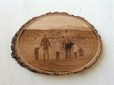 engraved photo photo engraving wood tree slice photo