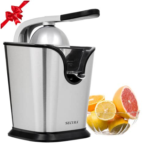 citrus juicers amazon rated juicer electric juice squeezer orange press steel stainless