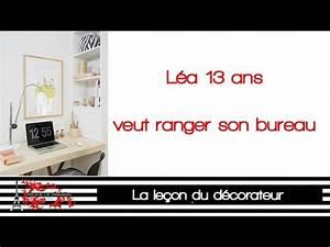 Ranger Son Bureau : l a 13 ans veut ranger son bureau youtube ~ Zukunftsfamilie.com Idées de Décoration