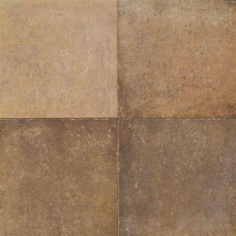 floor tile ta daltile terra antica oro 12 in x 12 in porcelain floor and wall tile 15 sq ft case