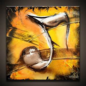 Musical Canvas Painting Ideas Abstract | abstract painting ...