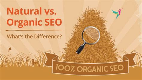 organic seo seo vs organic seo whats the difference