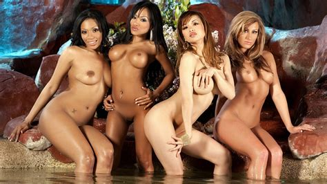 Nude Girls Of The World Asians Black And Europeans