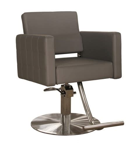 evora ii styling chair in gray