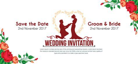 wedding invitation card psd mockup psddaddycom