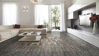 Livingroom Tiles 25 Beautiful Tile Flooring Ideas For Living Room Kitchen And Bathroom Designs