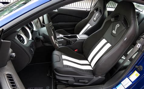 siege recaro 2013 ford shelby gt500 exclusive circuit highway and
