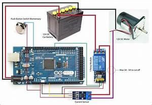 30a Range Current Sensor Module Acs712