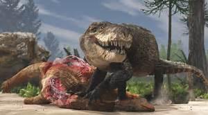 Prehistoric Crocodile Had Giant T