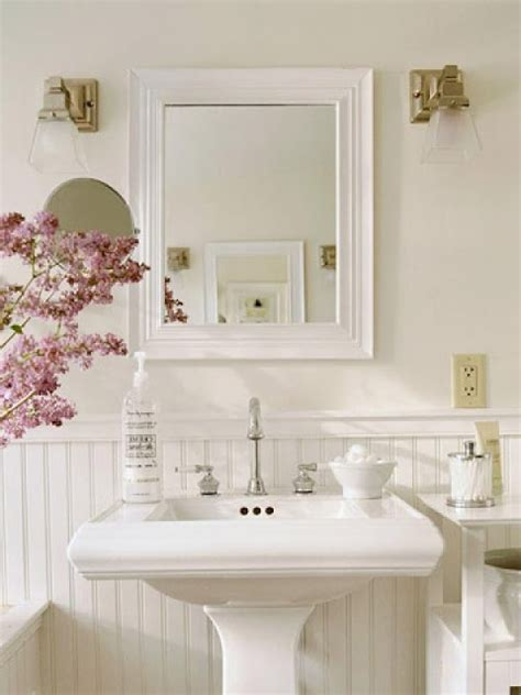 Country Bathroom Decorating Ideas cottage bathroom inspirations country cottage