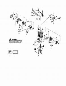 Poulan Model Pp4018 Type 1 Chainsaw  Gas Genuine Parts