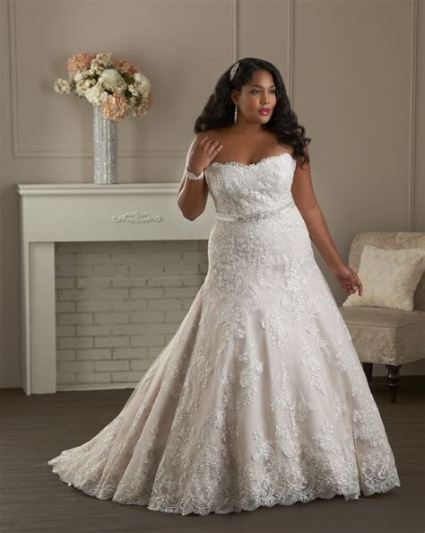 The Right Wedding Dress For Your Body Shape  Luxe Kurves