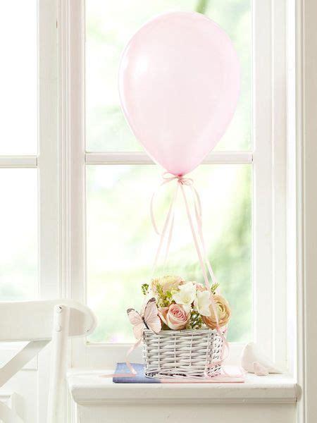 heißluftballon basteln geschenk 45 besten diy zum muttertag bilder auf zum muttertag dekorieren und deko ideen
