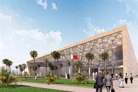 Bahrain to get new exhibition centre in Sakhir | News ...