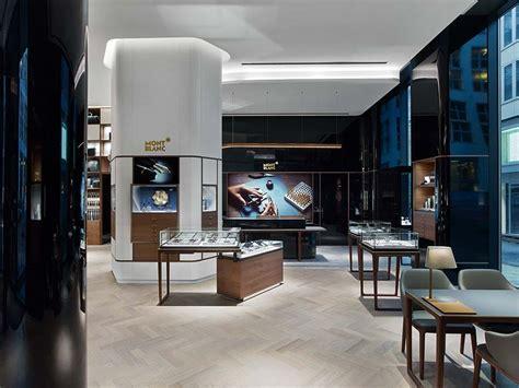 boutique mont blanc montblanc celebra novo conceito de boutique em hamburgo