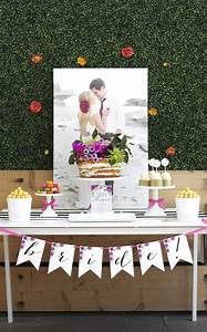 Garden party bridal shower kristi murphy diy ideas for Garden wedding shower ideas