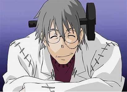 Stein Doctor Professor Franken Soul Eater Gifs