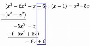 Nullstellen Berechnen Polynomdivision : nullstellen berechnen ~ Themetempest.com Abrechnung
