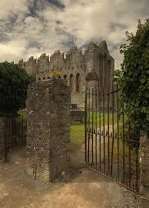 Muckross Abbey Killarney Ireland