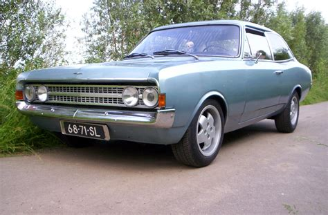 Deraaf 1971 Opel Rekord Specs, Photos, Modification Info