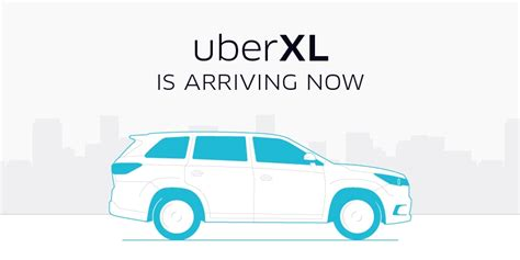 Dubai, Your Uberxl Is Arriving Now