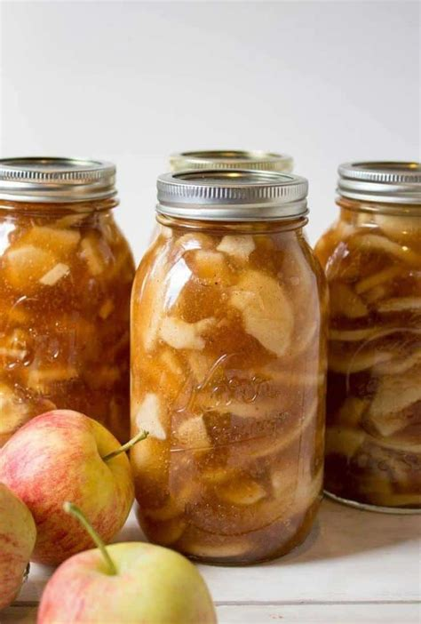 Once you're done, it just sits on the shelf, and literally all you have to do is open a jar and dump it into a pie shell when you're ready for it. Apple Pie Filling | Recipe | Homemade apple pie filling ...