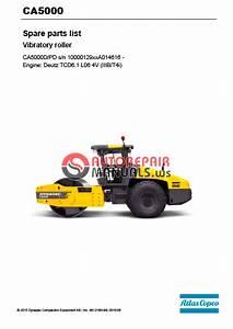 Dynapac Manual Ca 260 E