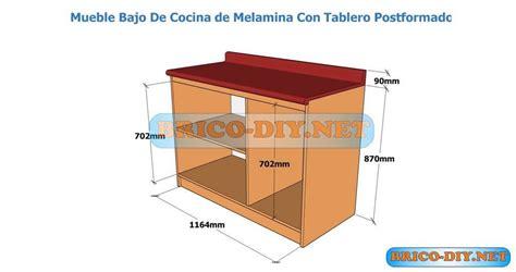 modulos de cocina medidas  precios imagenes  detalles