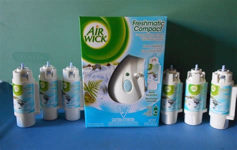 Air Wick Freshmatic Compact fresh water Automatic Spray
