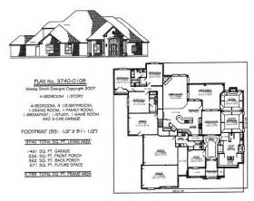 4 bedroom single house plans 4 car garage house floor plans house gallery house plan polyvore mascord house plan 2468 house