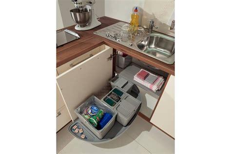 poubelle d angle cuisine poubelle tri sélectif pour meuble d 39 angle accessoires de