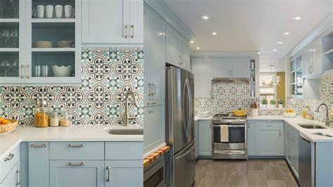 cuisine bleu pastel luka deco design décorateur intérieur relooking meubles