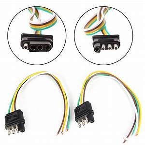 2 Trailer Light Wiring Harness Extension 4