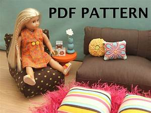 PDF DIY 18 Inch Doll Furniture Patterns Download how to