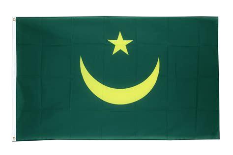 Buy Mauritania Flag - 3x5 ft (90x150 cm) - Royal-Flags
