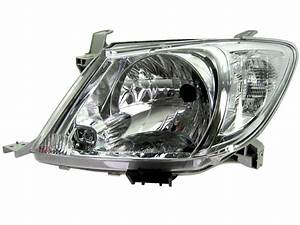 Toyota Hilux Headlight 08 09 10 11 Hi Lux New Lhs Left