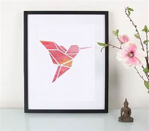 Bilder Für Wohnungsdekoration : 1000 ideen zu origami v gel auf pinterest origami ~ Michelbontemps.com Haus und Dekorationen