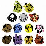 Fnaf Icons Characters Freddy