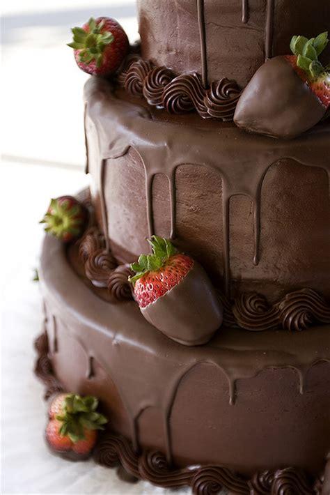 chocolate wedding cakes  wedding cake blog part