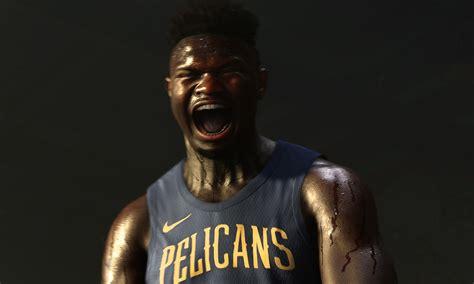Zion Williamson Stars in Hyper-Realistic NBA 2k21 PS5 Trailer