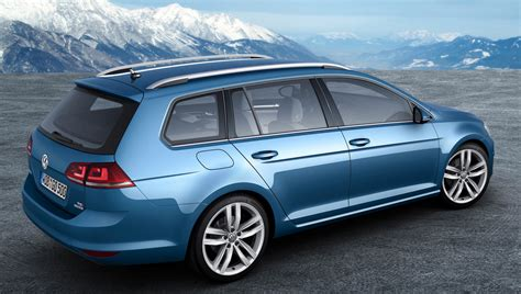 Volkswagen Golf Photo by Volkswagen Golf Wagon Leaked Photos 1 Of 9