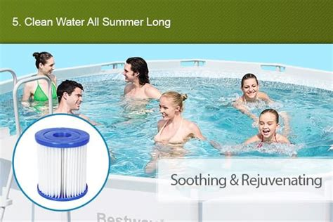 Bestway Filter Cartridge For Above Ground Swimm