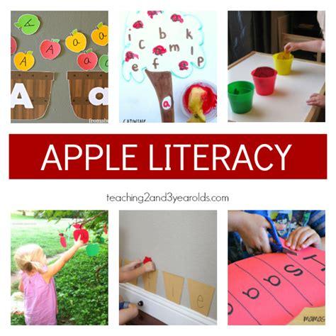 literacy activities for preschoolers preschool apple theme activities 125
