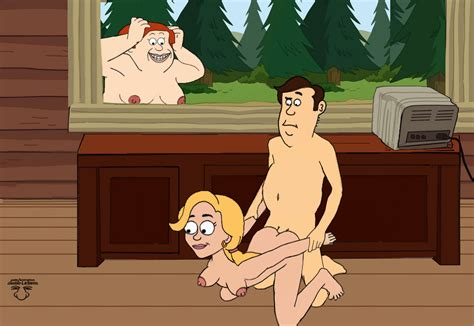 brickleberry ethel naked scenes