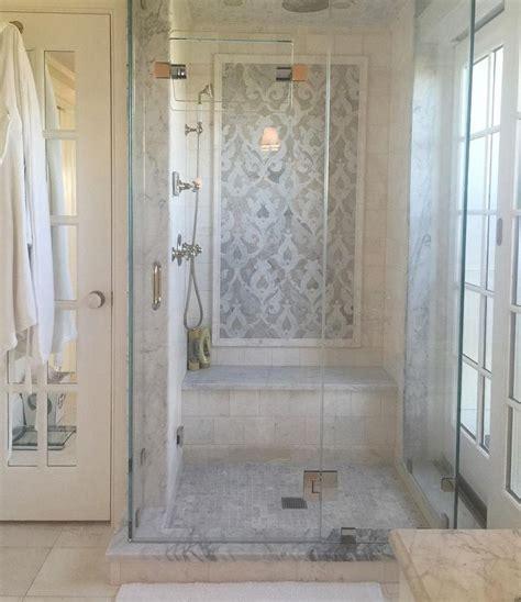 Master Bathroom Tile Designs by 25 Best Ideas About Shower Tile Designs On