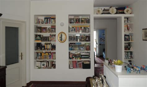 Come Fare Una Libreria In Cartongesso by Come Fare Una Libreria In Cartongesso Casafacile